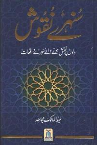 Sunehre Naqoosh by Abdul Malik Mujahid