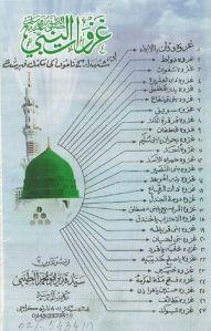 Ghazwaat un Nabi (s.a.w) by Abu Muhammad Al Tayyibi