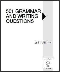 501 Grammar and Writing Questions (3rd  Edition)