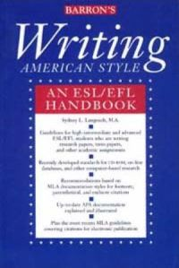 Writing American Style