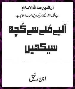 Aaye Munne Se Kuch Seikhain by Ibne Rafiq