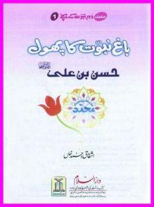 Bagh e Naboowat ka Phool (Hazrat Hassan bin Ali r.a) by Ashfaq Ahmed Khan