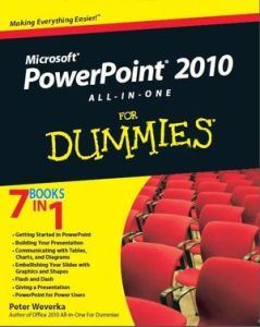 PowerPoint 2010 - All in One for Dummies