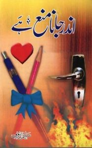 Andar Jana Manah Hai by Saleem Rauf
