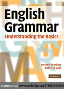 Cambridge English Grammar Understanding the Basics