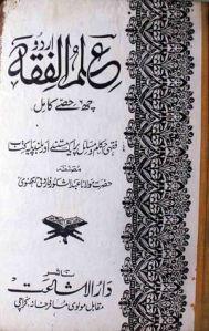 Ilm ul Fiqah By Maulana Abdul Shakoor Lakhnavi
